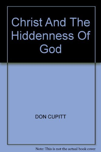 9780664209056: Christ and the hiddenness of God
