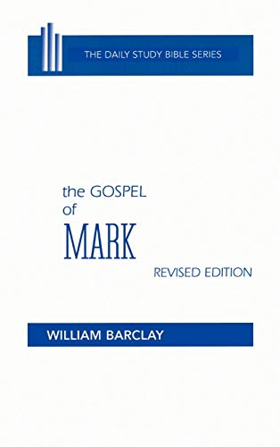 9780664213022: The Gospel of Mark (The Daily Study Bible Series. -- Rev. Ed)