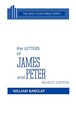 9780664213138: The Letters of James and Peter (The Daily Study Bible Series. -- Rev. Ed) (English and Hebrew Edition)