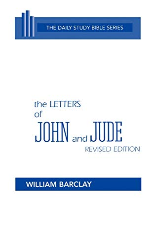 9780664213145: The Letters of John and Jude (Daily Study Bible (Westminster Hardcover))
