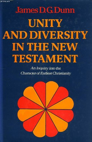 9780664213428: Unity and Diversity in the New Testament: An Inquiry into the Character of Earliest Christianity