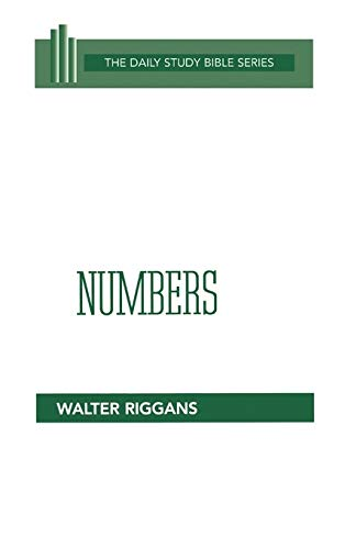 9780664213930: Numbers (Daily Study Bible (Westminster Hardcover))