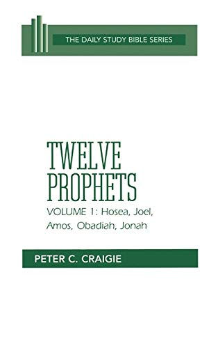 9780664218102: Hosea, Joel, Amos, Obadiah, and Jonah: 1 (Daily Study Bible Series)