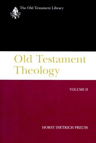 Old Testament Theology Volume II (Old Testament Library)