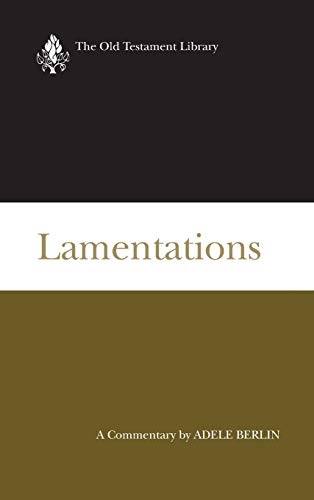 9780664218492: Lamentations: A Commentary