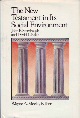 9780664219062: Title: The New Testament in Its Social Environment Librar