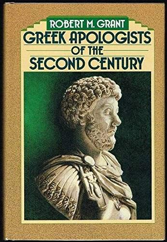 9780664219154: Greek Apologists of the Second Century