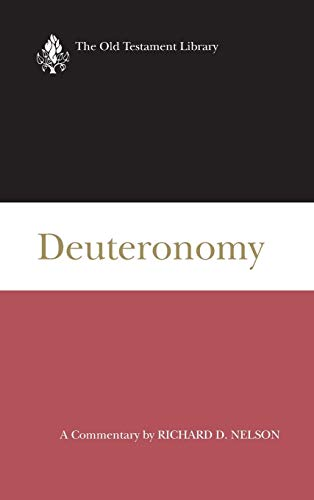 9780664219529: Deuteronomy (2002): A Commentary (Old Testament Library)