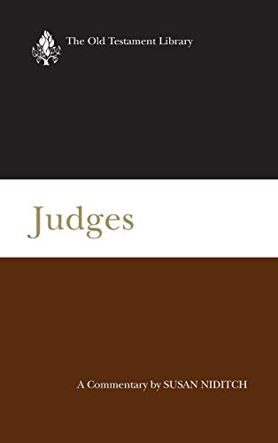9780664220969: Judges (2008): A Commentary (Old Testament Library)