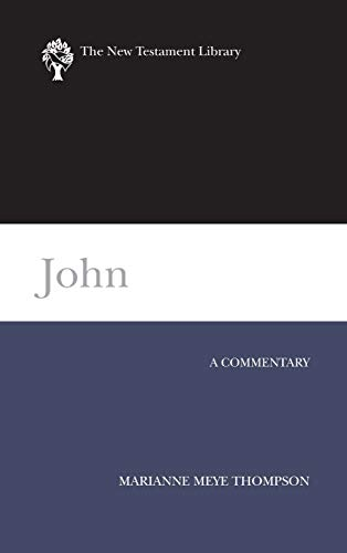 9780664221119: John: A Commentary (New Testament Library)
