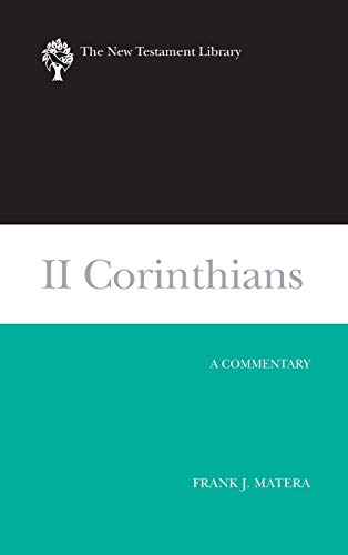 9780664221171: II Corinthians (2003): A Commentary (New Testament Library)