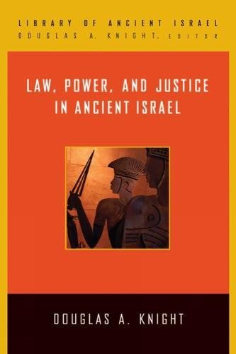 9780664221447: Law, Power, and Justice in Ancient Israel (Library of Ancient Israel)