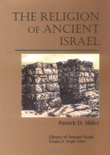 9780664221454: The Religion of Ancient Israel (Library of Ancient Israel)