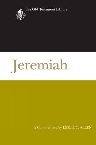 9780664222239: Jeremiah (2008): A Commentary (Old Testament Library)