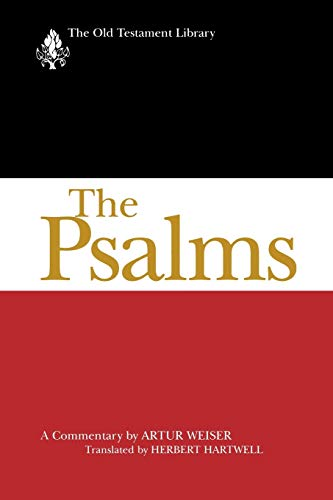 9780664222970: The Psalms: A Commentary (The Old Testament Library)