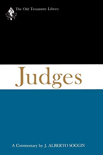 9780664223212: Judges (1981): A Commentary (The Old Testament Library)