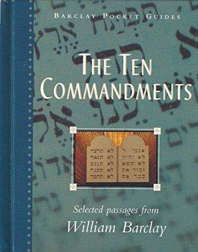 9780664223465: The Ten Commandments (William Barclay Library)