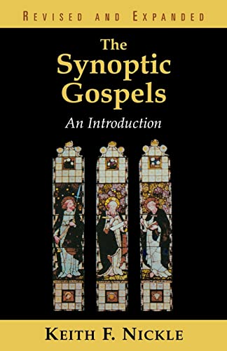 9780664223496: The Synoptic Gospels, Revised and Expanded: An Introduction