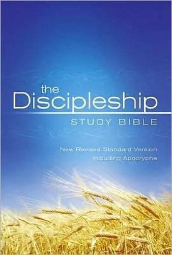 9780664223717: The Discipleship Study Bible: New Revised Standard Version Including Apocrypha