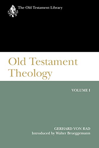 9780664224073: Old Testament Theology, Volume I (The Old Testament Library)