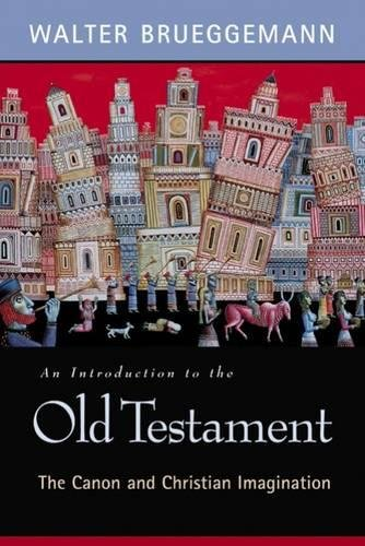 9780664224127: An Introduction to the Old Testament: The Canon and Christian Imagination