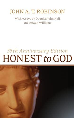 9780664224226: Honest to God, 40th Anniversary Edition