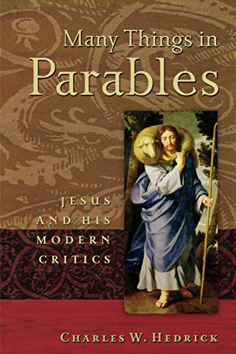 9780664224271: Many Things in Parables: Jesus and His Modern Critics