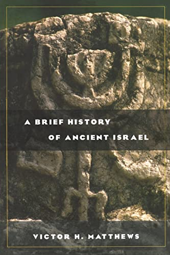 9780664224363: A Brief History of Ancient Israel