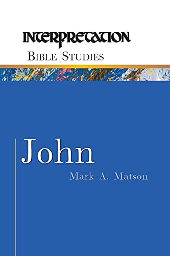9780664225803: John (Interpretation Bible Studies)