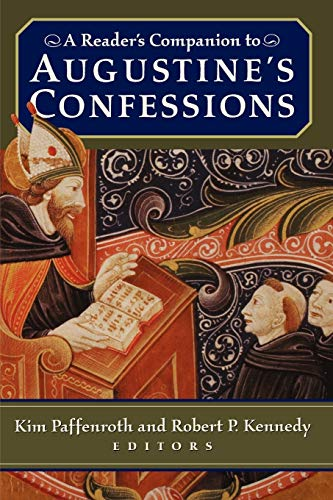 9780664226190: A Reader's Companion to Augustine's Confessions