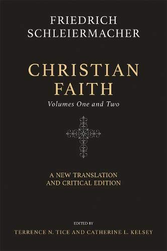 Christian Faith (Two-Volume Set): A New Translation and Critical Edition (Hardcover): Friedrich ...