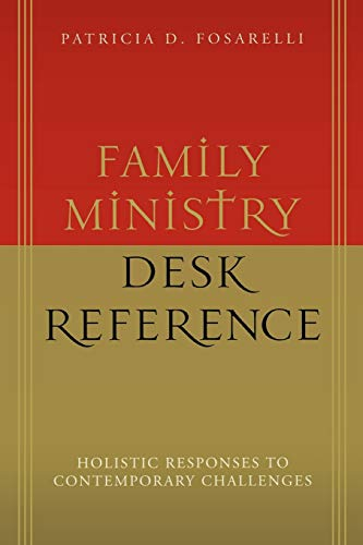 9780664226688: Family Ministry Desk Reference