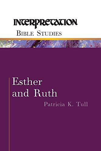 9780664226701: Esther and Ruth (Interpretation Bible Studies)
