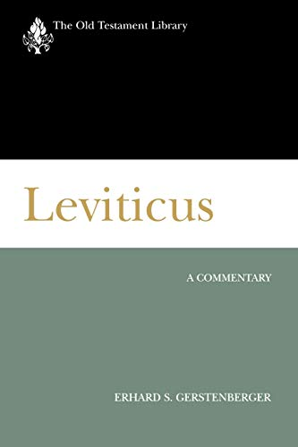 9780664226732: Leviticus: A Commentary (The Old Testament Library)