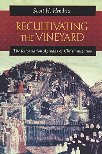 9780664227135: Recultivating the Vineyard: The Reformation Agendas of Christianization
