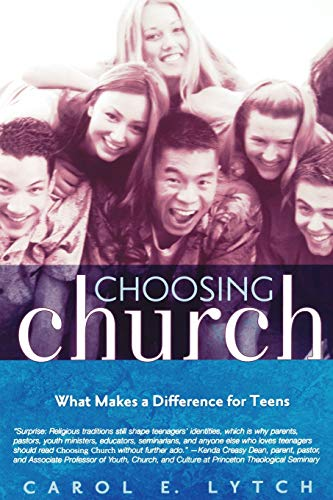 9780664227173: Choosing Church: What Makes a Difference for Teens