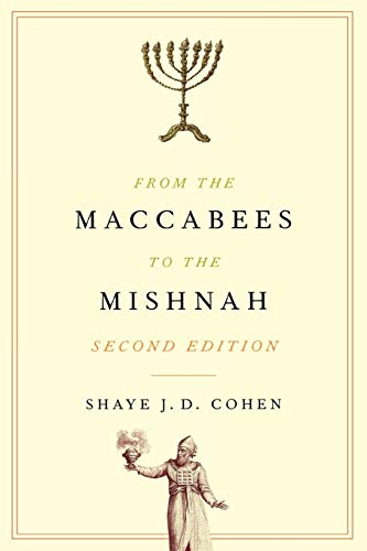 9780664227432: From the Maccabees to the Mishnah (Library of Early Christianity)
