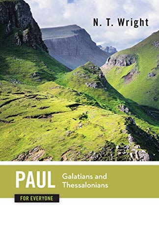 9780664227852: Paul for Everyone Galatians and Thessalonians (The New Testament for Everyone)