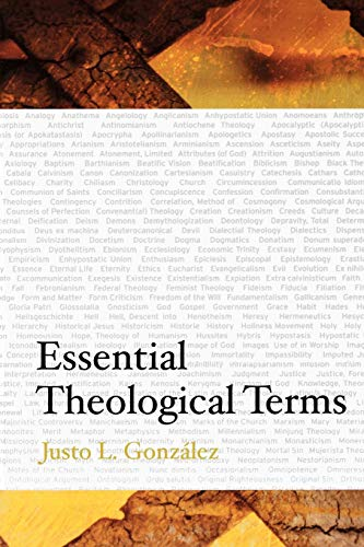 9780664228101: Essential Theological Terms