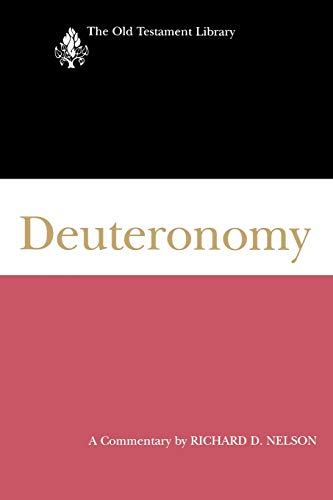 9780664229542: Deuteronomy (2002): A Commentary (The Old Testament Library)