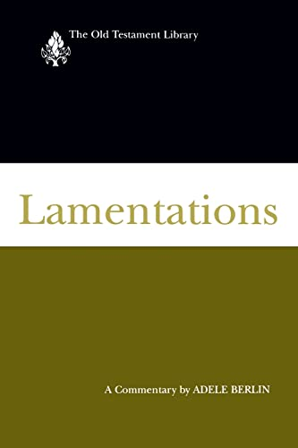 9780664229740: Lamentations: A Commentary