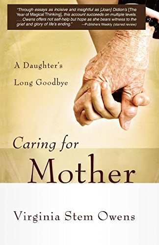9780664231521: Caring for Mother: A Daughter's Long Goodbye
