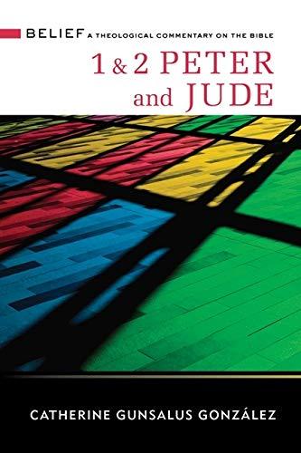 1 & 2 Peter and Jude (Hardcover): Catherine Gunsalus Gonzalez