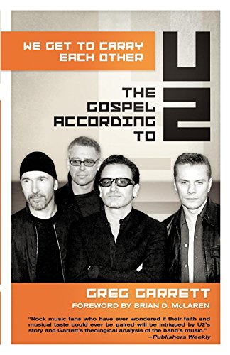 9780664232177: We Get to Carry Each Other: The Gospel according to U2