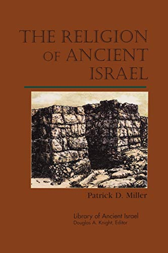 9780664232375: The Religion of Ancient Israel (Library of Ancient Israel)