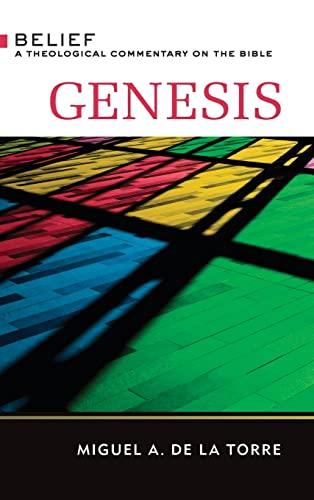 Genesis (Hardcover): Miguel A. De La Torre
