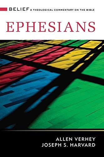 Ephesians (Hardcover): Allen Verhey