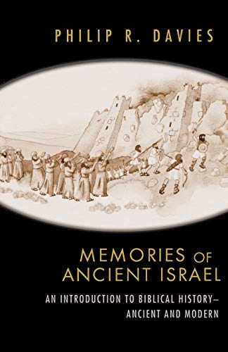 9780664232887: Memories of Ancient Israel: An Introduction to Biblical History- Ancient and Modern
