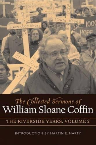 9780664232993: COLLECTED SERMONS OF WILLIAM SLOANE COFFIN: Volume 2 - The Riverside Years: Years 1983 1987