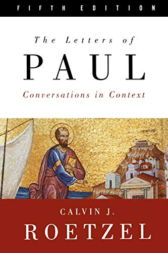 9780664233921: The Letters of Paul, Fifth Edition: Conversations in Context